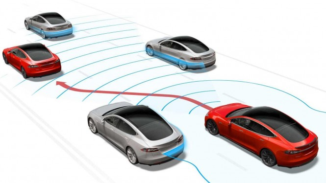 Sistem tertanam sudah dikembangkan pada bidang otomotif. 'Autopilot' sudah mencuri hati masyarakat Indonesia