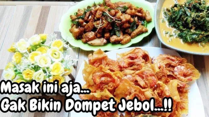 Menu Masakan Sehari Hari Dalam Sebulan Agar Tidak Bosan Makan Di Rumah