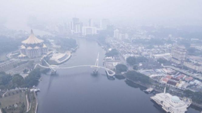 Malaysia Segera Kirim Nota Diplomatik ke Indonesia soal Kabut Asap