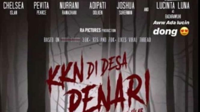 Poster film KKN di Desa Penari