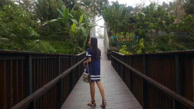Lorong Eksotis Secret Garden Village Bali