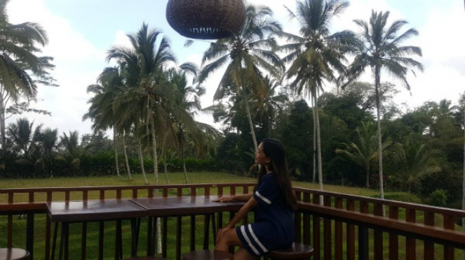Tempat Ngopi Secret Garden Village Bali