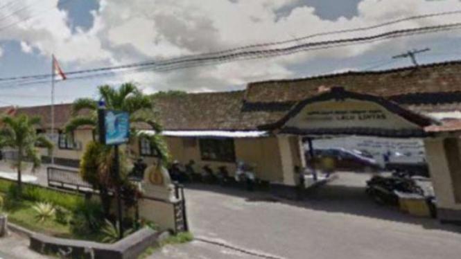 Kantor Satlantas Lombok Timur