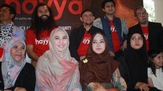 Para pemain film The Power of Love 2: Hayya.