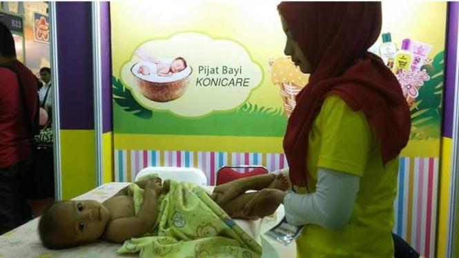 BABY SPA & BABY MASSAGE JAKARTA