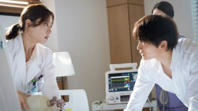 Drama Korea Doctor John