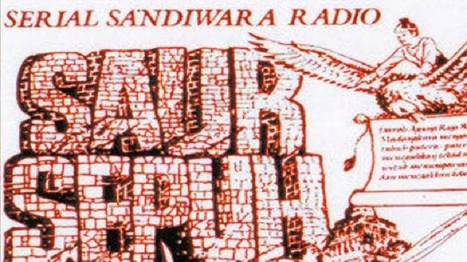 Sandiwara Radio Saur Sepuh.
