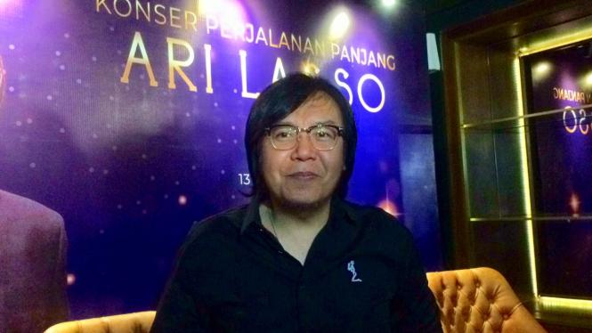Ari Lasso.