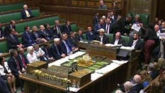 Rapat Parlemen Inggris soal Brexit