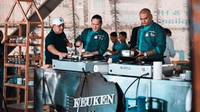 Keuken 2019 Mengusung tema 'Craft In Taste'.
