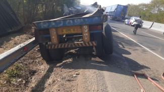 Kecelakaan beruntun di KM 92, Tol Cipularang
