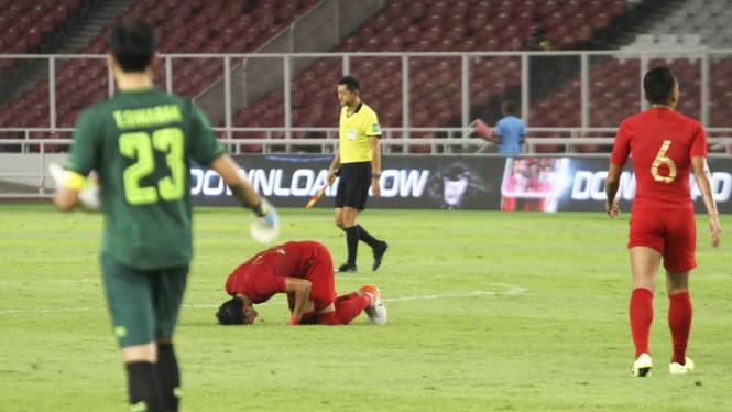 Indonesia vs Thailand Kualifikasi Piala Dunia 2022.