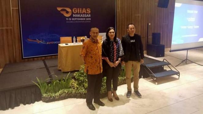 Pameran otomotif GIIAS juga akan diadakan di Makassar pada 11-15 September 2019
