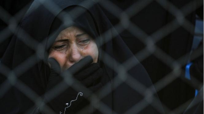 Puluhan Umat Syiah Terinjak Saat Peringatan Asyura di Karbala