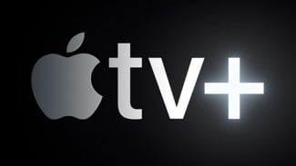 Tv+, layanan streaming milik Apple.