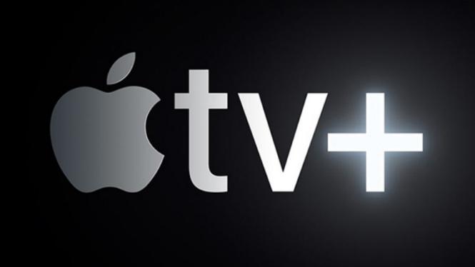 Tv+, layanan streaming milik Apple.