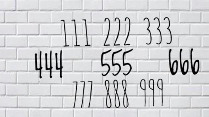 Angka-angka kembar