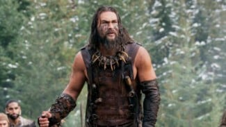 Jason Momoa dalan See, serial original Apple TV+.