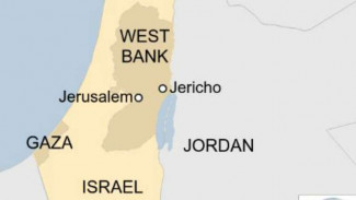 Peta Tepi Barat