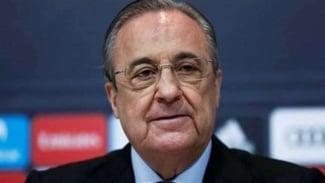 Presiden Real Madrid, Florentino Perez
