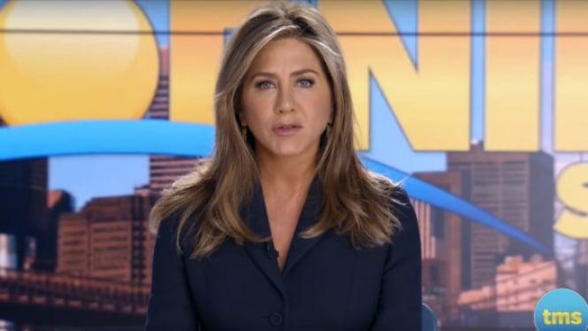 Jennifer Anishton Morning TV