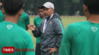 Pelatih Timnas Indonesia U-19, Fakhmi Husaini. (FOTO: Dokumen TIMES Indonesia)