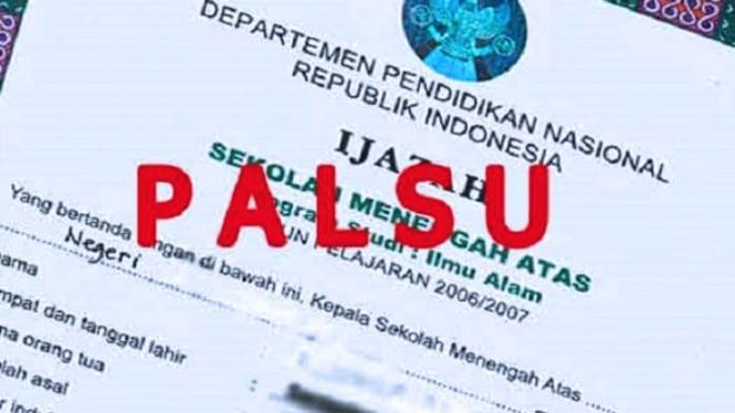 Kasus Ijazah Palsu, Polisi Periksa Ketua DPC Gerindra
