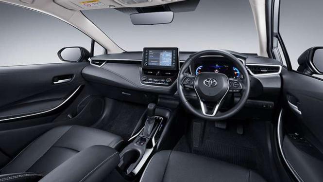 All New Toyota Corolla Altis Hybrid