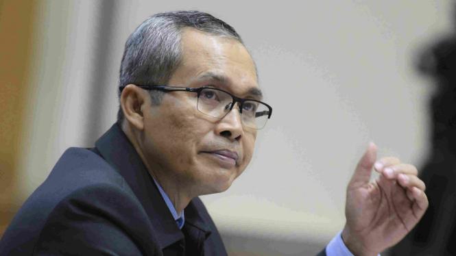Wakil Ketua KPK Alexander Mawarta.