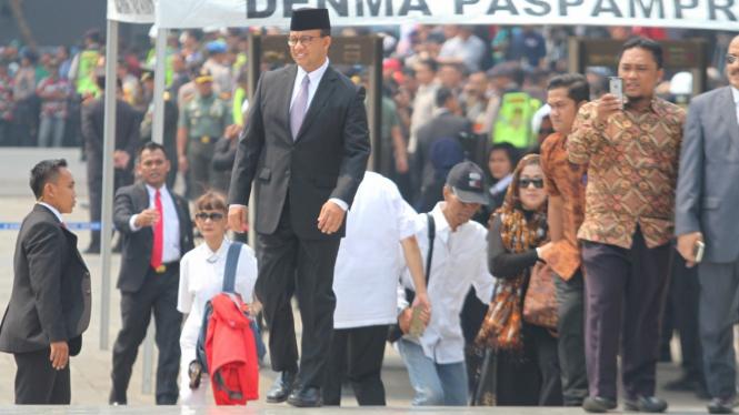 Kisruh Anggaran DKI, Serangan Anies Baswedan Menuju Pilpres 2024