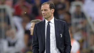 Massimiliano Allegri saat masih menjadi pelatih Juventus