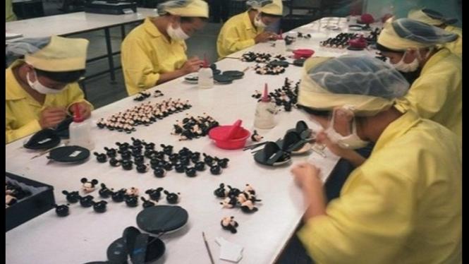 Mainan buatan China