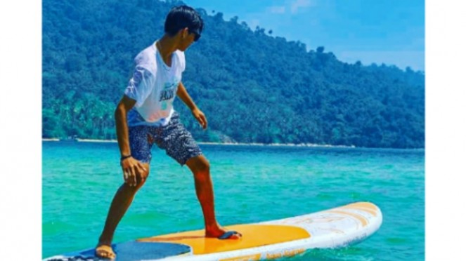 Wisata Pulau Temajo Bay Resort