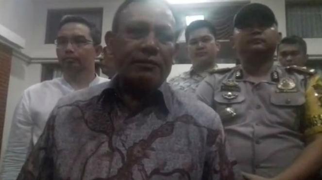 Ketua KPK Terpilih, Irjen Filri Bahuri