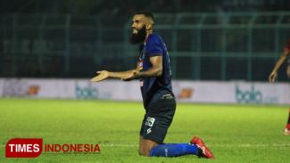 Sylvano Comvalius. (Tria Adha/TIMES Indonesia)