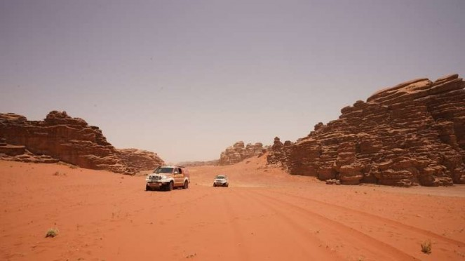 Arab Saudi akan menjadi lokasi ajang bergengsi, Rally Dakar 2020