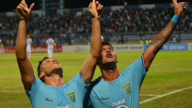 Pemain Persela Lamongan, Rafael Goncalves dan Alex Dos Santos Goncalves
