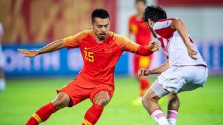 Nico Yennaris dapat memperkuat timnas China lantaran keturunan China. - Getty Images