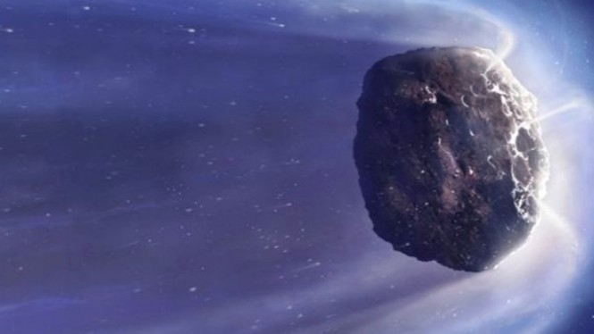 Komet Antarbintang