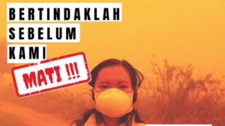 Meme sindir kebakaran hutan di Kalimantan dan Sumatera