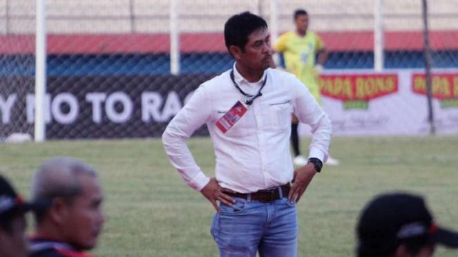 Pelatih Persela Lamongan, Nilmaizar.