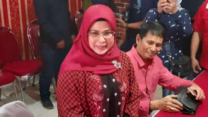 Anak Wakil Presiden terpilih Maruf Amin, Siti Nur Azizah Maruf