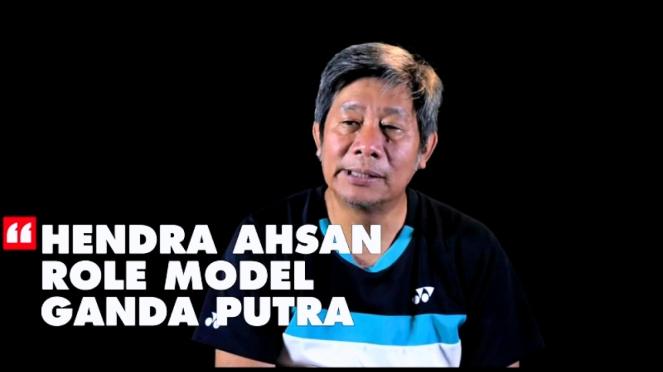 Testimoni Pelatih Kepala Ganda Putra Pelatnas PBSI, Herry IP untuk Hendra/Ahsan