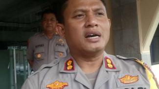 Kapolresta Depok Ajun Komisaris Besar Polisi Azis Andriansyah.