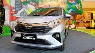 New Daihatsu Sigra