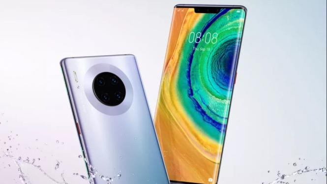 Bocoran Huawei Mate 30