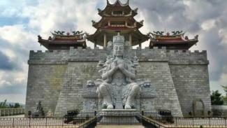 Vihara Ksitigarbha Bodhisattva Tanjung Pinang