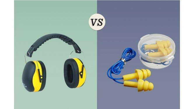 Perbedaan Earmuff dan Earplug