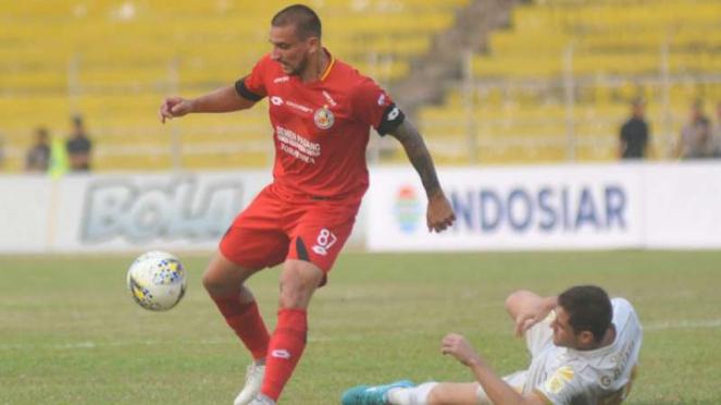 Pemain Semen Padang, Flavio Beck Junior.