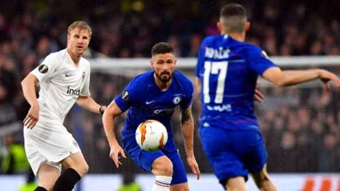 Chelsea vs Valencia di penyisihan Liga Champions 2020